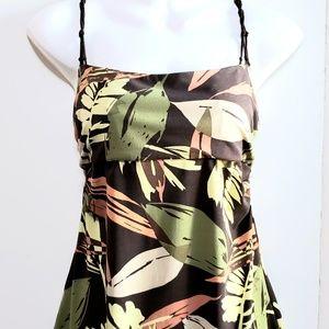 BCBG Low Back Sheath Dress